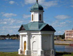 Александровская часовня — Большой Соловецкий остров