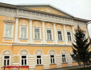 Банк Стахеевых — Елабуга, улица Спасская, 1
