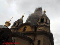 Собор Александра Невского (Cathédrale Orthodoxe Saint Alexandre Nevsky) — Париж, 12 Rue Daru
