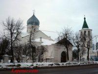 Церковь Дмитрия Солунского — Великий Новгород, улица Большая Московская, 42