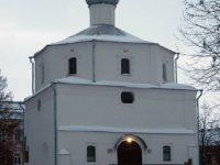 Церковь Великомученика Георгия на Торгу — Великий Новгород, Ярославово Дворище