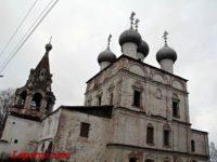 Церковь Иоанна Златоуста (Жён-мироносиц) — Вологда, Набережная 6-й Армии, 105