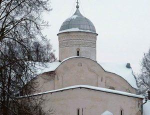 Церковь Климента на Иворове улице — Великий Новгород, улица Большая Московская, 36