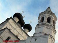 Храм во имя святителя Николая Чудотворца во Владычной слободе — Вологда, улица Гоголя, 108