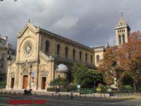 Церковь Нотр-дам-де-Шан (Église Notre-Dame-des-Champs) — Париж, 27 Rue du Montparnasse