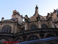 Церковь святого Евстафия (Église Saint-Eustache) — Париж, 2 rue du Jour