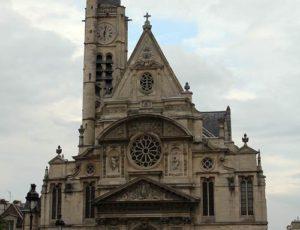 Церковь святого Стефана на горе (Église Saint-Étienne-du-Mont) — Париж, Place Sainte Geneviève