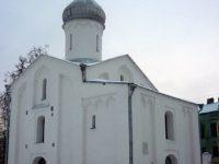 Церковь Прокопия — Великий Новгород, Ярославово Дворище