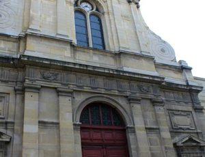 Церковь Святых Гервасия и Протасия (Église Saint-Gervais-Saint-Protais) — Париж, 13 Rue des Barres