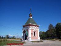 Часовня во имя всех святых — Биробиджан, городское кладбище