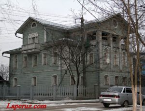 Дом Пантелеева («Музей забытых вещей») — Вологда, улица Ленинградская, 6