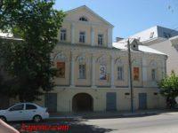 Дом прапорщицы Петровой (ГНПУ «Наследие») — Астрахань, Красная набережная, 24