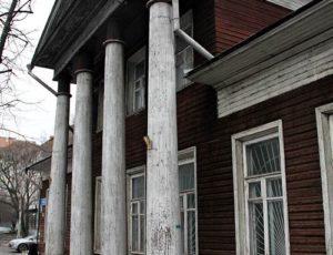 Дом Пузан-Пузыревского — Вологда, улица Герцена, 35