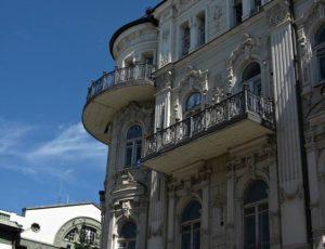 Дом Сергеевой (Госпиталь Каспийской флотилии) — Астрахань, улица Никольская, 5