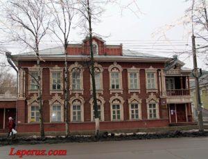 Дом Ситникова — Вологда, улица Герцена, 36
