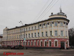 Дом Свешникова — Вологда, улица Ленина, 2