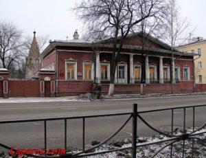Дом Волкова (Детская музыкальная школа №4) — Вологда, улица Ленинградская, 28