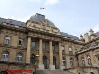 Дворец правосудия (Palais de Justice) — Париж, 10 Boulevard du Palais