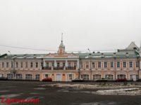 Городская дума (ДМШ №1) — Вологда, Советский проспект, 2