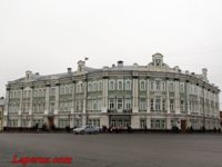Гостиница «Эрмитаж» (Администрация Вологды) — Вологда, улица Каменный мост, 4