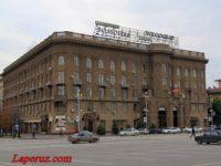 Гостиница «Волгоград» — Волгоград, улица Мира, 12