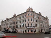 Гостиница «Золотой якорь» — Вологда, Советский проспект, 6