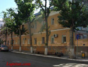 Корпус Индийского торгового подворья — Астрахань, улица Володарского, 14