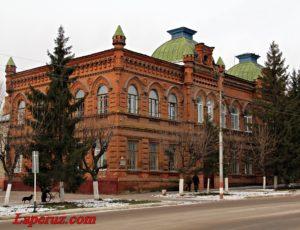 Женское начальное училище (МОУ СОШ №9) — Аткарск, улица Советская, 88