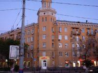 Жилой дом — Астрахань, площадь Ленина, 2