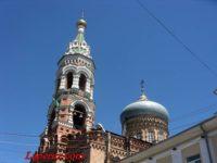 Церковь Казанской иконы Божией Матери — Астрахань, улица Чехова, 10А