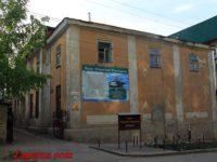 Храм Страстей Господних (Киновия) — Саратов, улица Октябрьская, 41