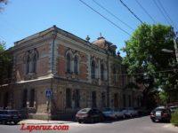 Корпус офицерского собрания (Казачий клуб) — Астрахань, улица Чалабяна, 16