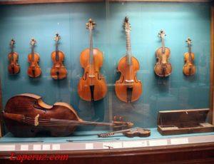 Музей музыкальных инструментов в Вене