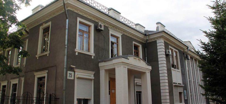Областной музей и библиотека имени Шолом-Алейхема — Биробиджан, улица Ленина, 25