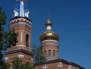 Кафедральный собор Покрова Пресвятой Богородицы — Астрахань, улица Покровская, 6