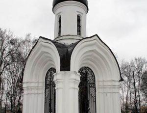 Часовня в память 2000-летия Рождества Христова — Вологда, парк ВРЗ