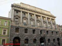 Закончился капремонт модерного банка в Санкт-Петербурге