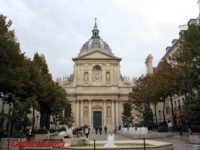 Капелла Сорбонны (Chapelle de la Sorbonne) — Париж, 19 rue de la Sorbonne