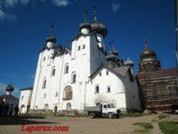 Спасо-Преображенский собор — Соловецкий монастырь