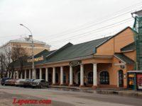 Торговые ряды — Вологда, улица Мира, 3