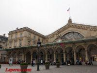Восточный вокзал (Gare de l'Est) — Париж, Place du 11 Novembre 1918