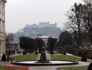 Зальцбург — город нищих вдоль гор