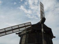 В Саратовской области уничтожили единственную ветряную мельницу