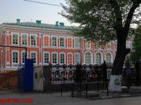Первое мужское реальное училище (Гимназия №1) — Саратов, улица Мичурина, 88