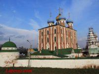 В рязанском кремле построят средневековый Переяславль