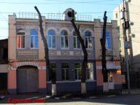 Больница А.Л. Грасмик и Л.К. Бухгольц — Саратов, улица Соборная, 23