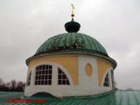 Церковь Ярославских Чудотворцев — Спасо-Преображенский монастырь в Ярославле