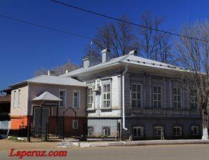 Жилой дом — Чистополь, улица Карла Маркса, 66