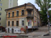 Доходный дом Г.Л. Учаева — Саратов, Бабушкин взвоз, 13