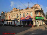 Доходный дом А.И. Красулина — Саратов, улица Московская, 104